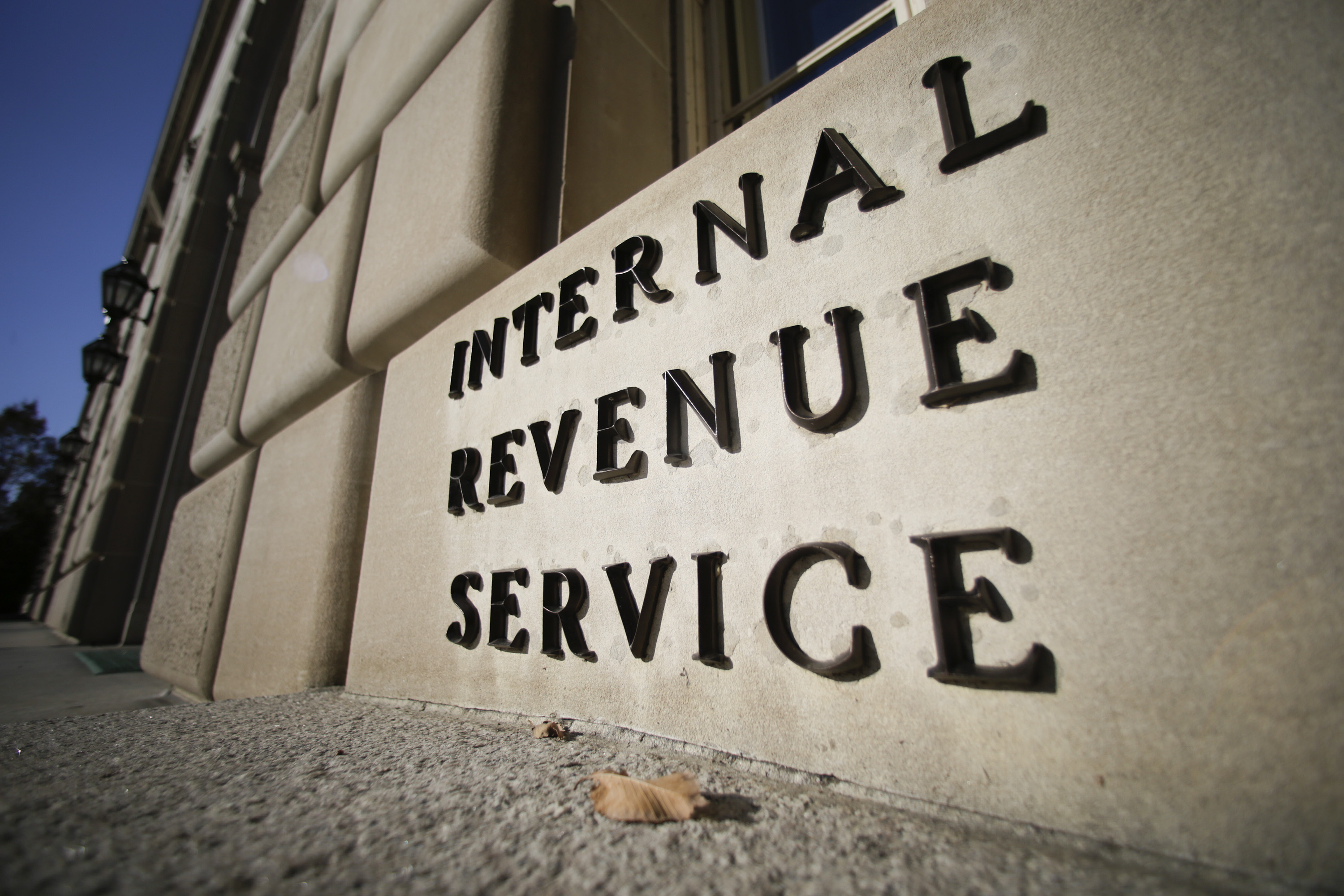 The Internal Revenue Service (IRS)